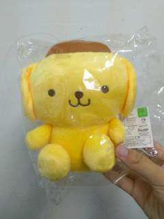 🚚 三麗鷗 正版 布丁狗 台灣版 娃娃 玩偶 布偶