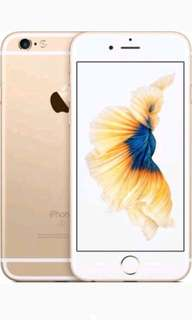 IPhone 6S 64GB Gold Tanpa Kartu Kredit