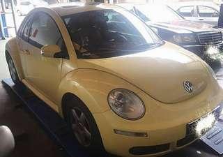 福斯 Beetle