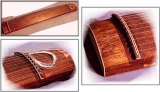 日本 古董 十三弦古箏