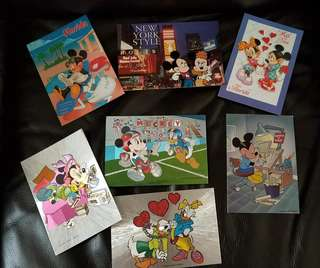 Mickey Mouse 系列 post card