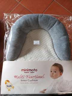Minimoto bb車枕 multi-function inner cushion