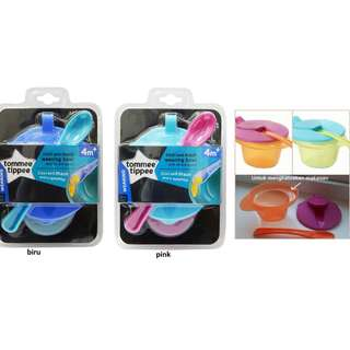 Mangkuk Tomtip Tommee Tippee Cool And Mash Weaning Bowl