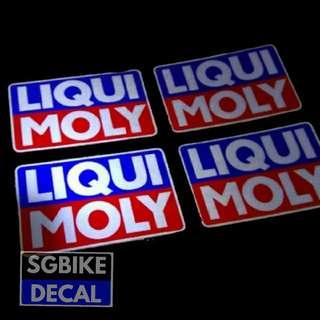 LiquiMoly Reflective Decal