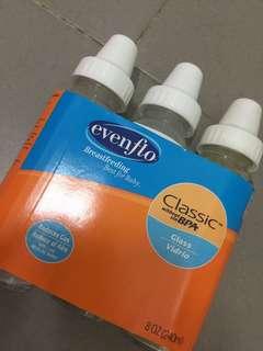 Evenflo classic glass nursing bottle