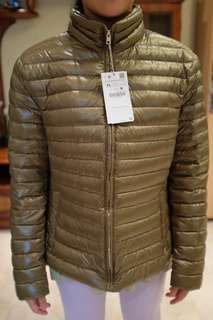 Winter coat by Zara Women