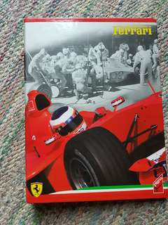 Ferrari ring file