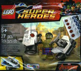 [NEW] Lego 5003084 The Hulk Polybag