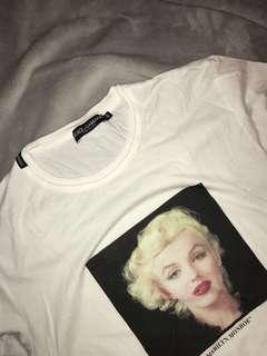 Marilyn Monroe Dolce&Gabbana tee