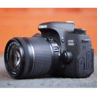 Canon eos 750D kit 18-55mm Kredit Free 1x Angsuran