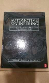 Automotive Engineering Handbook