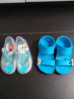 BN Preloved Frozen shoes