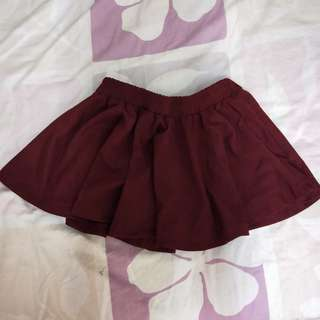 🚚 『二手』紅色短裙