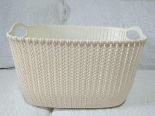 Basket organizer or laundry basket