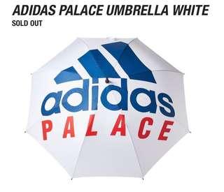 Palace x Adidas Umbrella