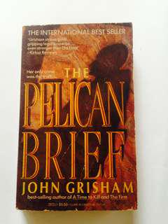 The pelican brief john grisham