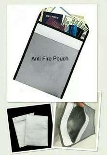 Tas dokumen anti api / anti fire document bag