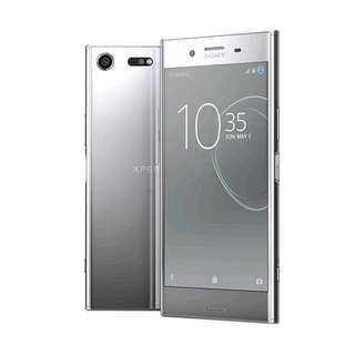 Sony Xperia XZ Premium Chrome [4GB/64GB] Kredit Mudah Tanpa CC