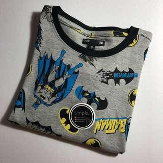 H&M . Batman [ 5-6yr ]