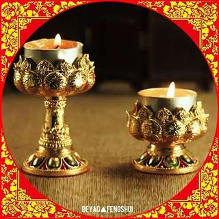 🚚 ▲BN Tibetan Tealight Candle Holder▲