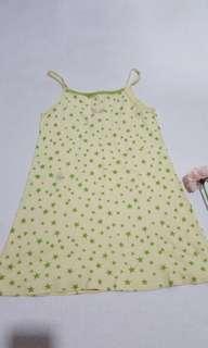 💯Piccolino starry star dress