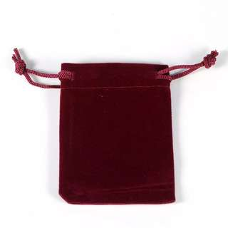 6x8cm Velvet Pouch for jewelry