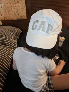Gap童帽(白)