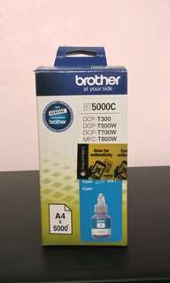 Brother BT5000C Genuine Cyan