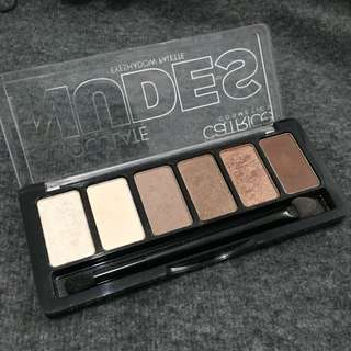 Catrice Eyeshadow Chocolate Pallete