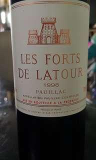 Les Fort De Latour 1998