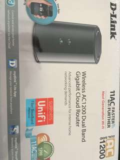BRAND NEW | D-LINK DUAL BAND AC 1200