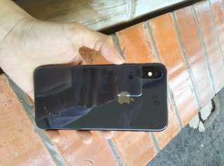 Iphone X 256 GB Fullset Like New