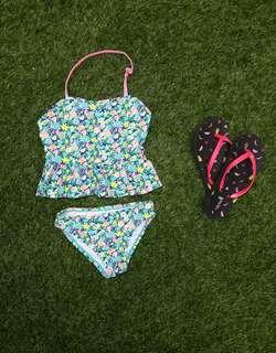 Old Navy Swimsuit for Girls (3 - 4 yo)