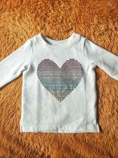 JUAL RUGI New Sweater Carte's baby original