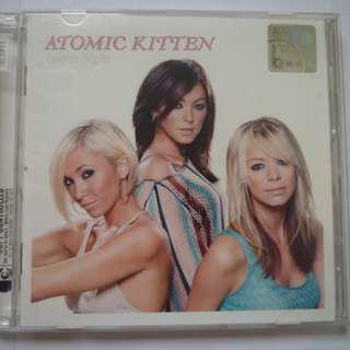 Ladies Night by Atomic Kitten (CD) NEAR MINT