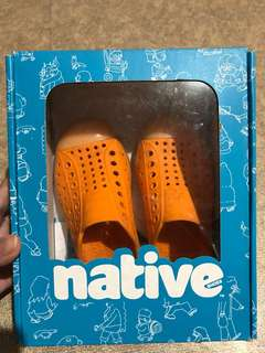 Native Shoes Glow in The Dark
