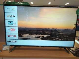 "LED TV Hisense 55"" Bisa Kredit Proses 3 Menit"