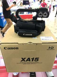 Canon DM-XA15
