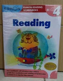 Kumon Reading Workbooks Grade 4
