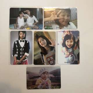 Twice The Story Begins 專輯 小卡 彩瑛 Chae Young 多賢 Da Hyun 定延 Jeong Yeon
