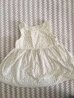 Authentic Baby Gap Leopard Dress