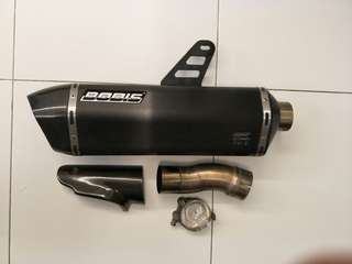 Bodis Exhaust Slip On
