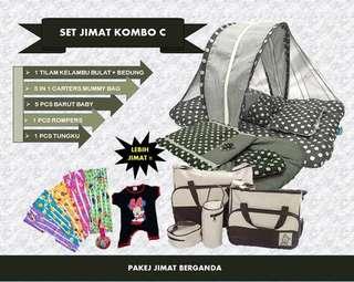 SET COMBO JIMAT C