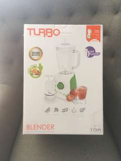 Blender Turbo