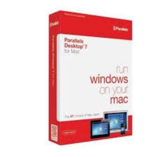 Parallel Desktop 7 - MAC