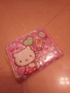 Kitty銀包