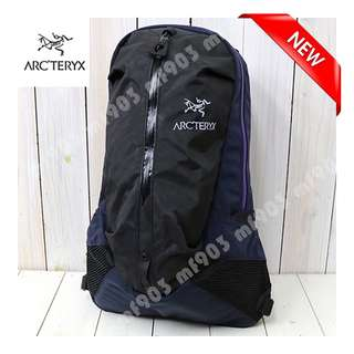 別注 Arcteryx Arro 22 Sapphire 紫白別注 不死鳥戶外旅行袋 背包 行山背囊書包 Gregory Mystery Ranch Arro22 North Face Supreme