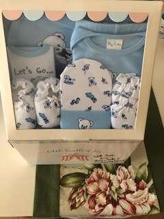 Baby Boy Gift Set/Hamper