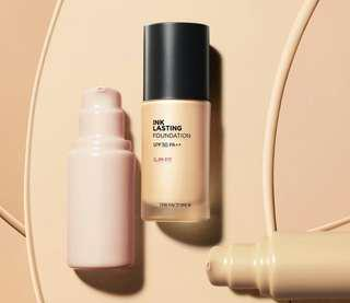 The Face Shop Ink Lasting Foundation Slim Fit