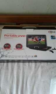 Dvd portable player